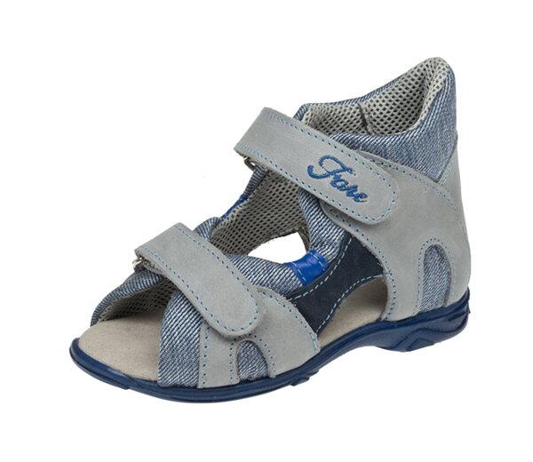 7e39efe19 Dětské sandálky Fare MSM