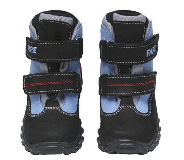 8ae3fb3f2be Dětské trekové nepromokavé boty SCM