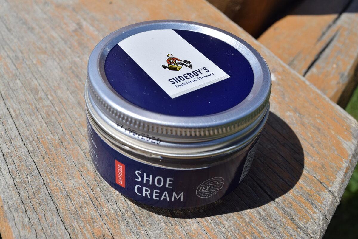 e305009cfc3 Krém na boty SHOEBOY´S SHOE CREAM 50 ml