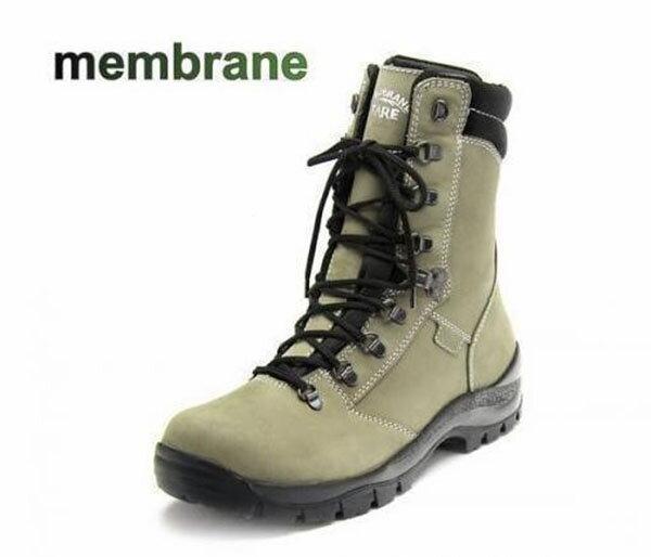 Pánská nepromokavá obuv CKC - zvýšená 6072ef3b60b
