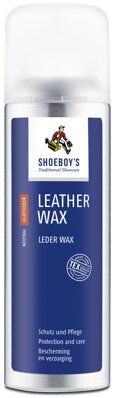 Sprej na kožené bundy SHOEBOY´S LEATHER WAX SPRAY 200 ml