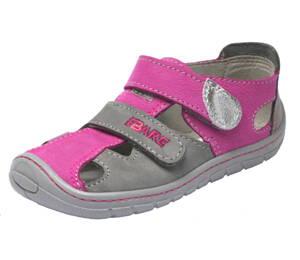 Dětské sandálky Bare SRS f9856ecf9f