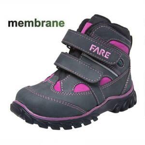 Dětské trekové nepromokavé boty SCR 5e2fdfbbf0