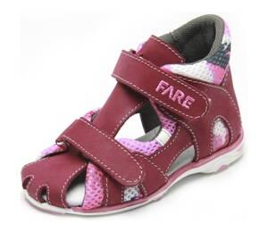 214526b05 Dětské sandálky Fare BRC