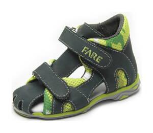 05b7706e8 Dětské sandálky Fare SGZ