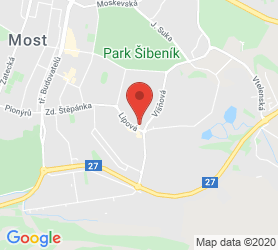 Google map: Lipová 671/31